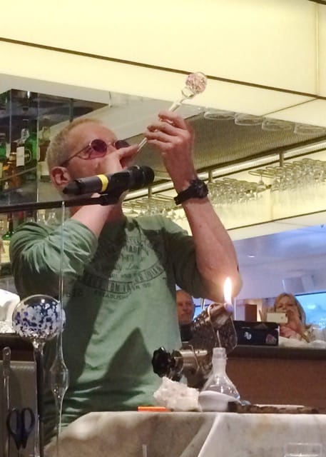 glass-blower-viking-cruises-photo