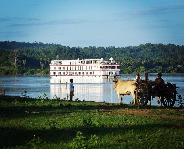 Luxury Myanmar river cruise – and the art of giving back