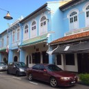 A weekend in Malacca