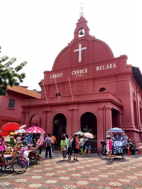 christ-church-melaka-photo