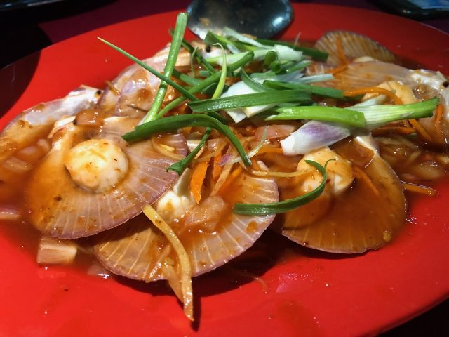 scallops-portguese-village-melaka-photo