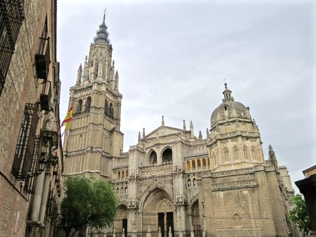 things to do in toledo a historic city south of madrid spain