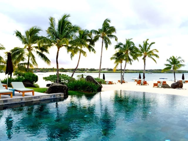 Experiencing the Four Seasons Mauritius at Anahita