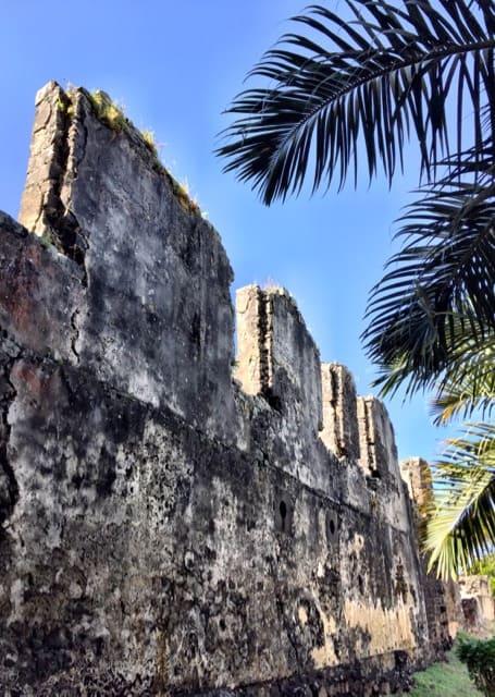 old grand port mauritius photo