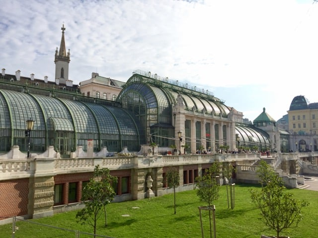 palmenhaus-burggarten-vienna-photo