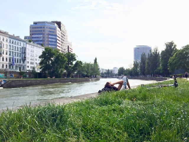 chilling-danube-canal-photo