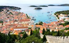 hvar-town-panorama-photo