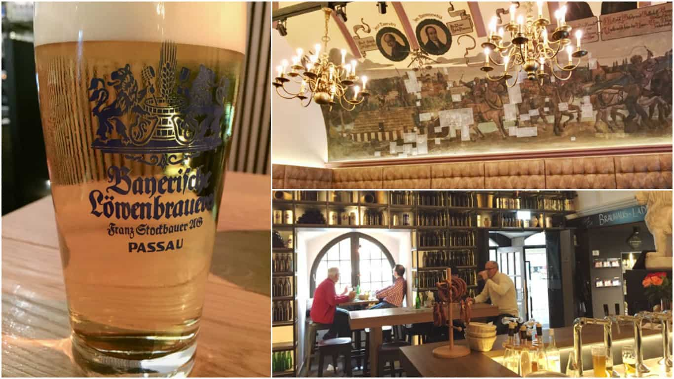 loewenbrauhaus passau photo