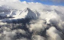 mountain peaks tirol-photo