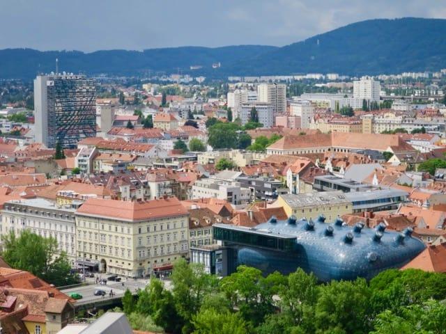 Things to do in Graz an ideal city break destination in Austria