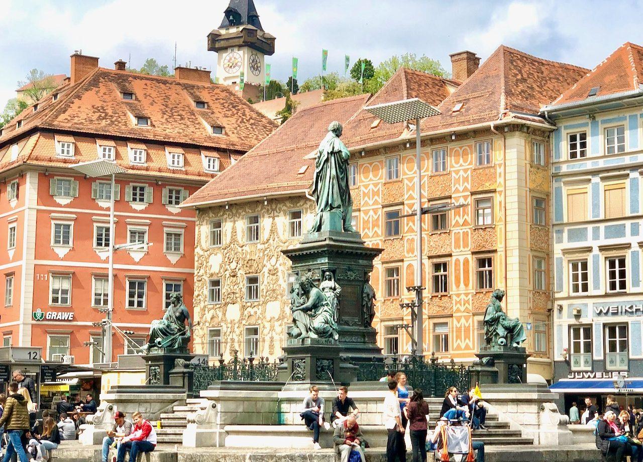 things to do in graz austria