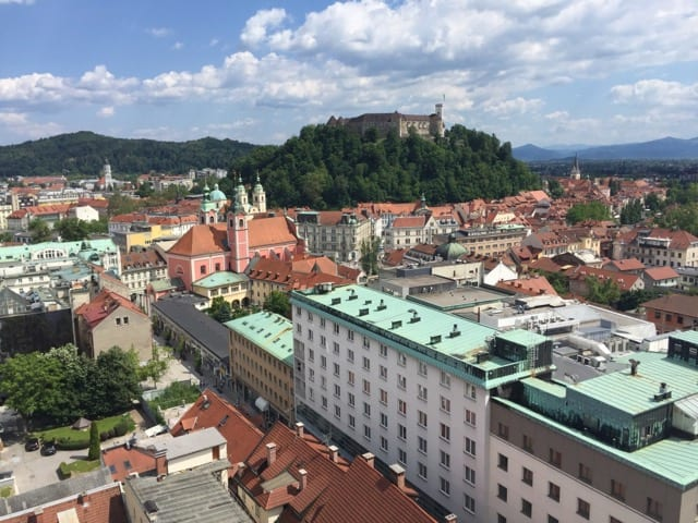 What to do in Ljubljana – a video guide
