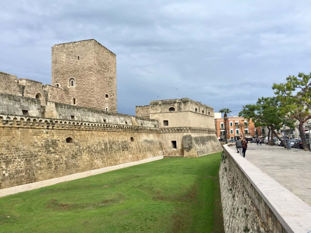 norman-castle-bari-photo