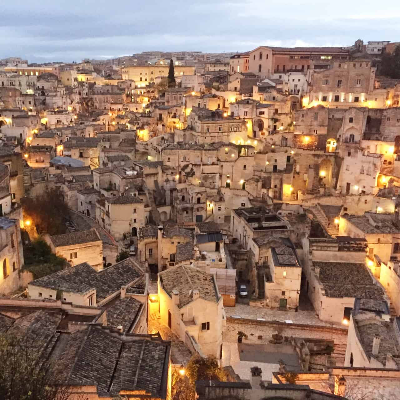 Matera – Italy's ancient cave city