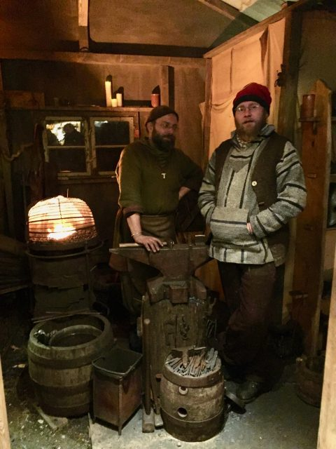 blacksmith-medieval-christmas-market-dresden-photo