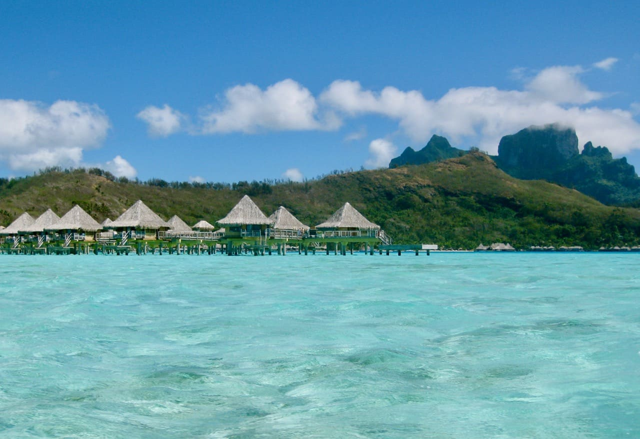 Bewitched in Bora Bora