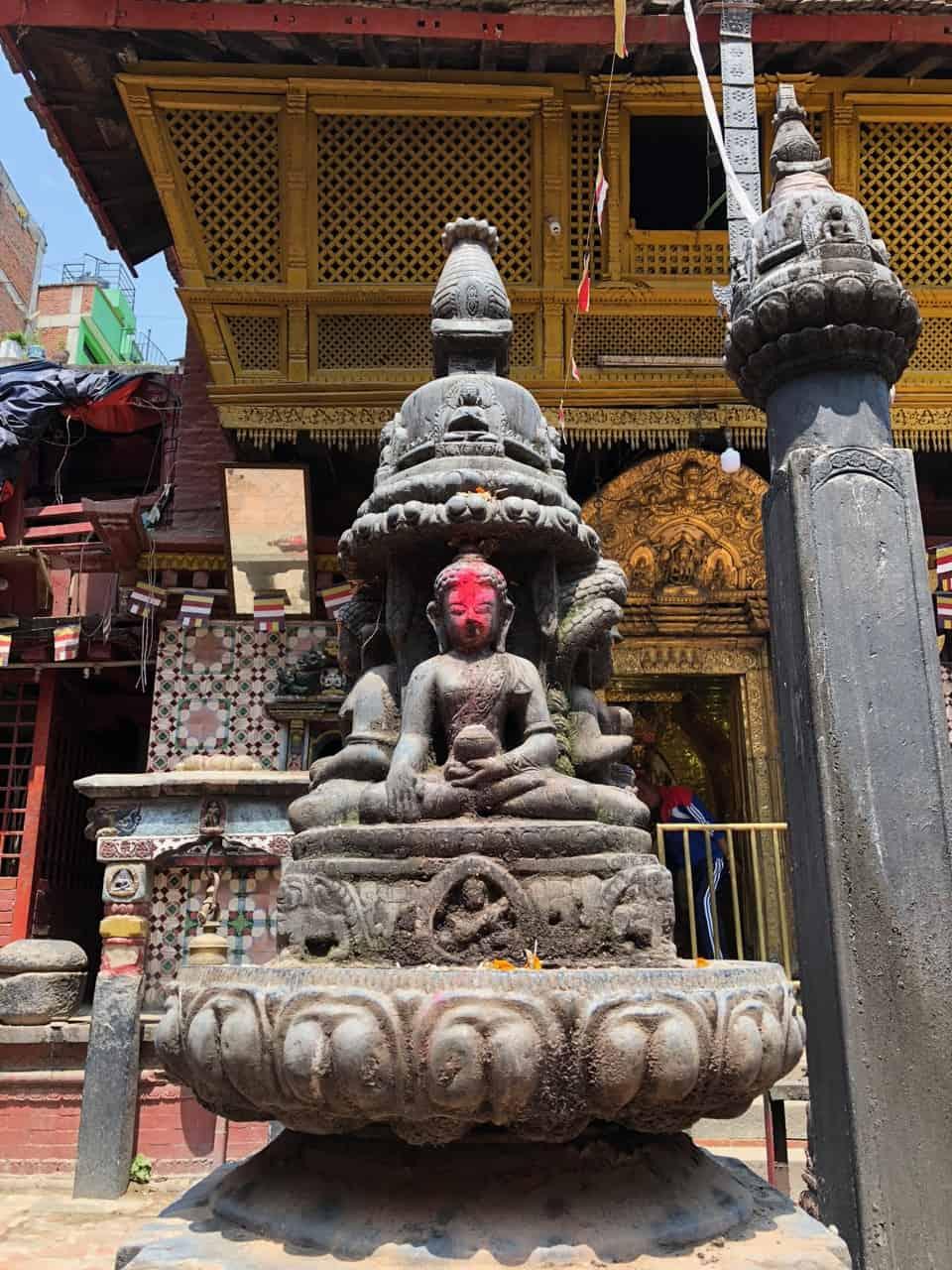 Bikramshila Mahavihar kathmandu photo