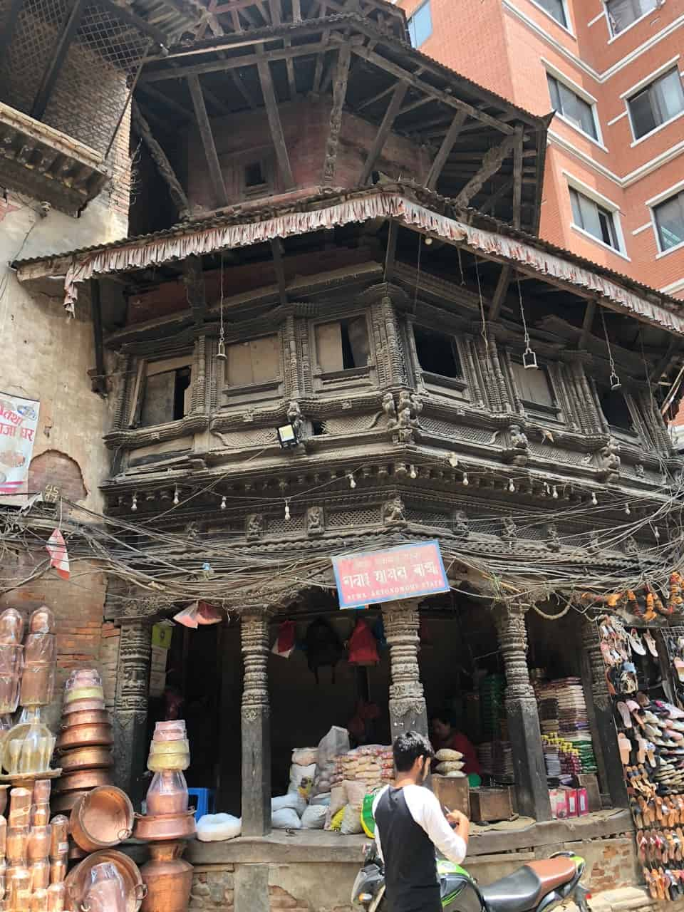 old-house-thamel-kathmandu-photo