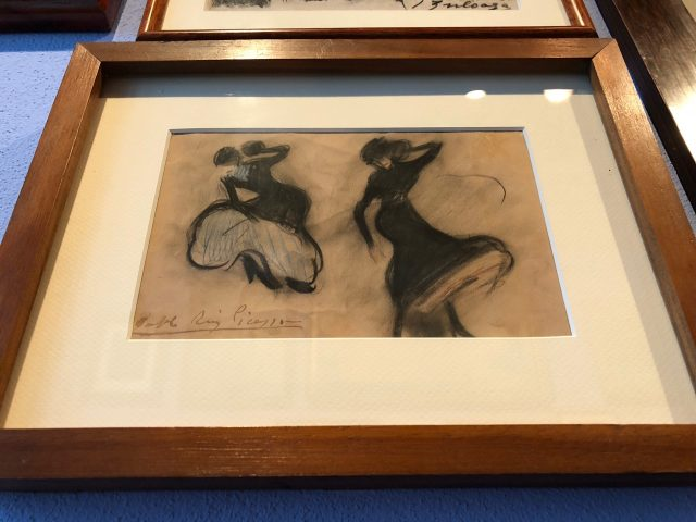 picasso-sketch-cau-ferrat-museum-photo