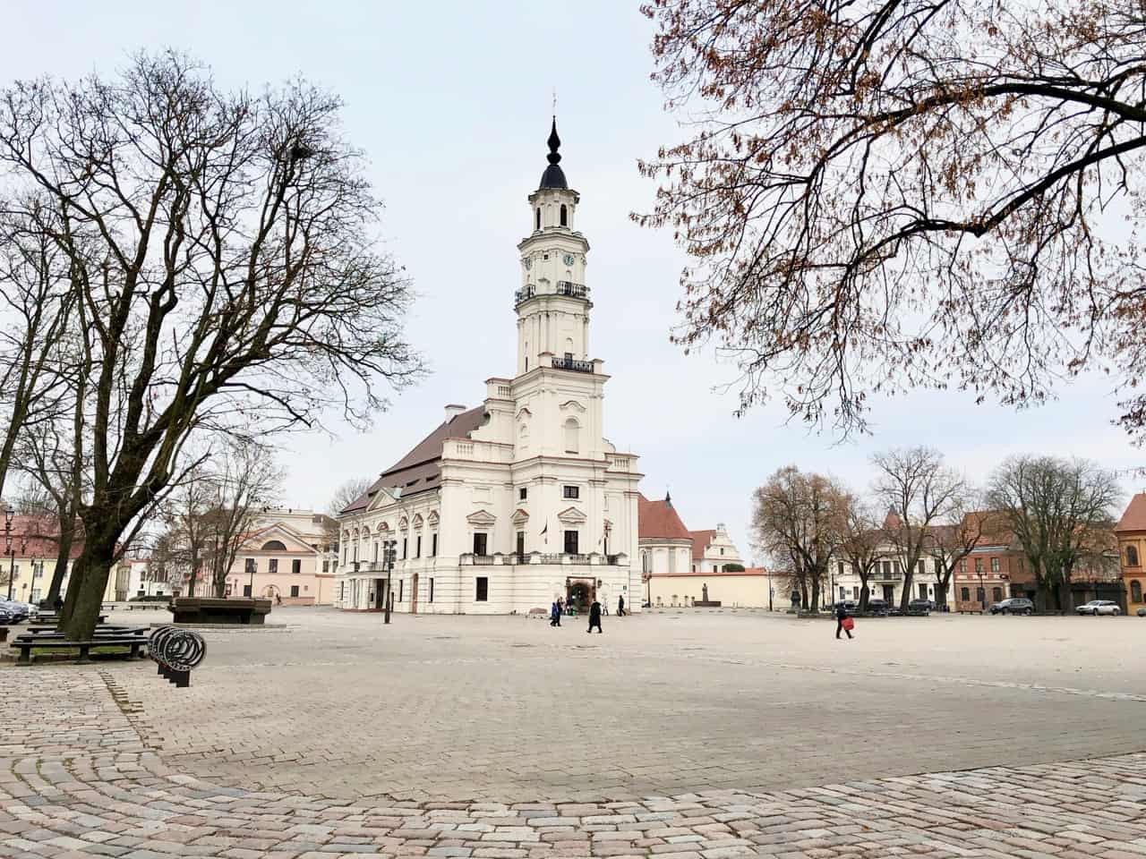 Things to see on a day trip to Kaunas, Lithuania