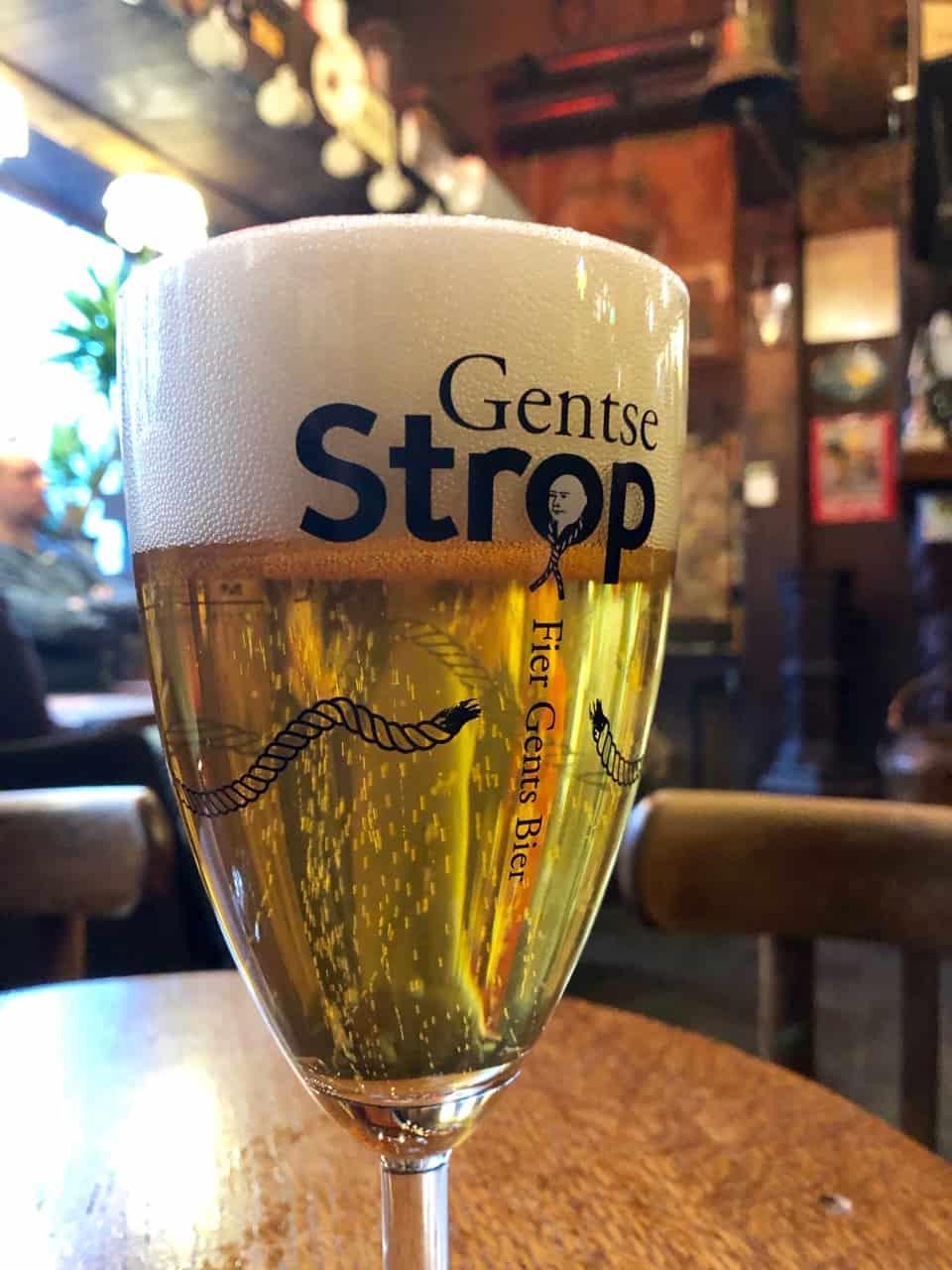 gentse-strop-beer-photo