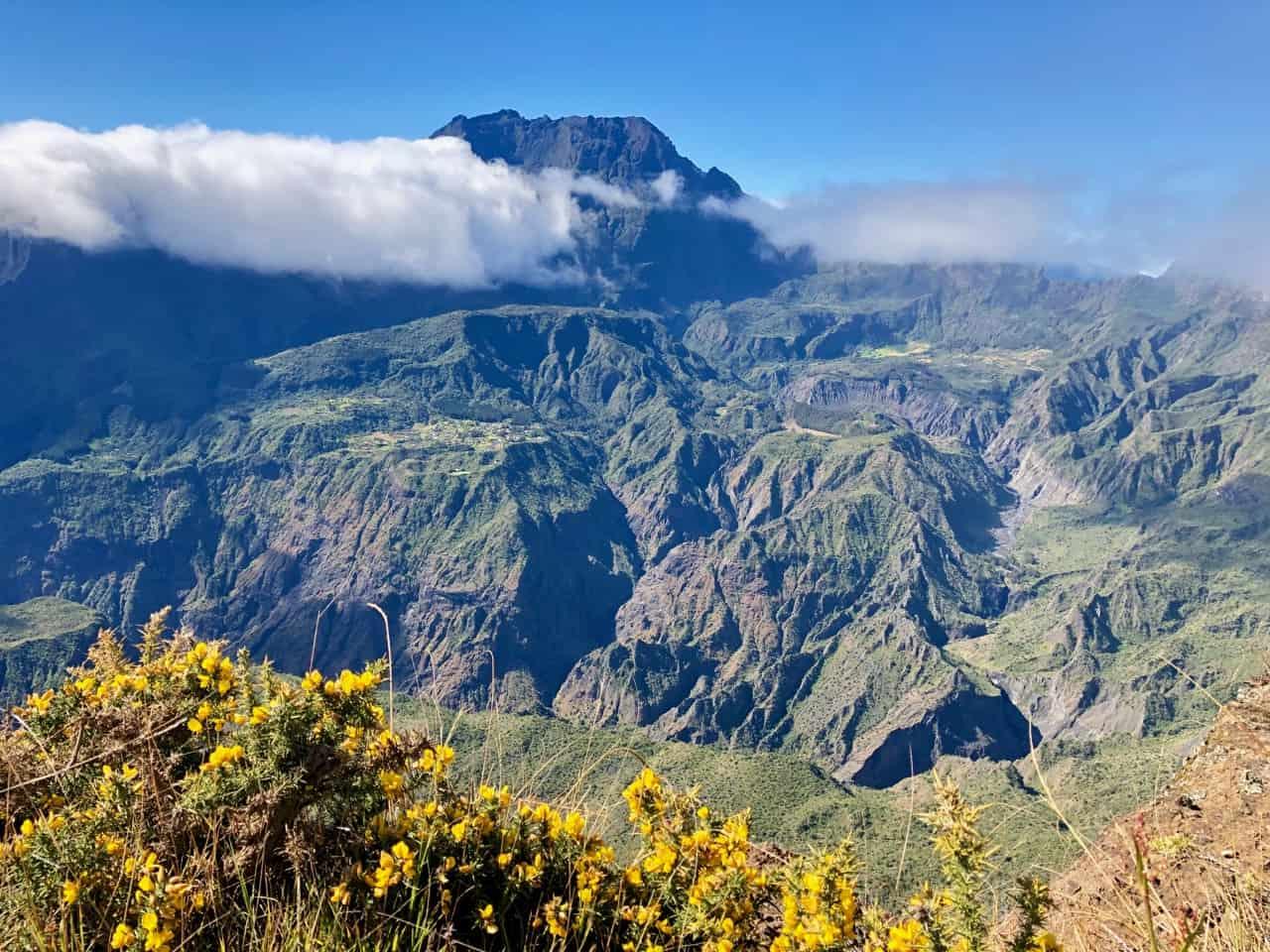 Road trip around Réunion Island