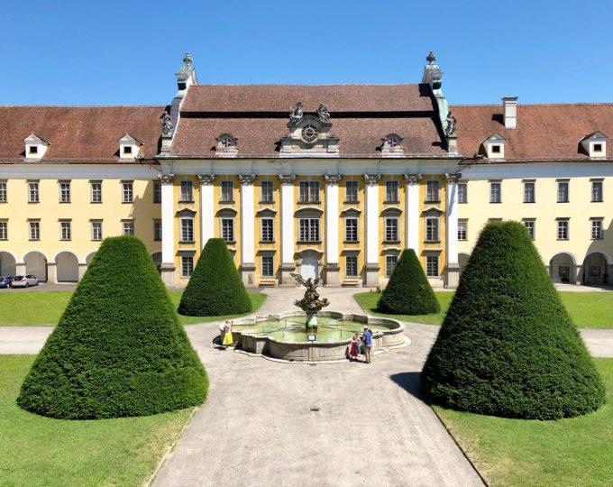 The treasures of St. Florian Monastery