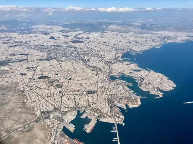 plane-window-view-athens-photo