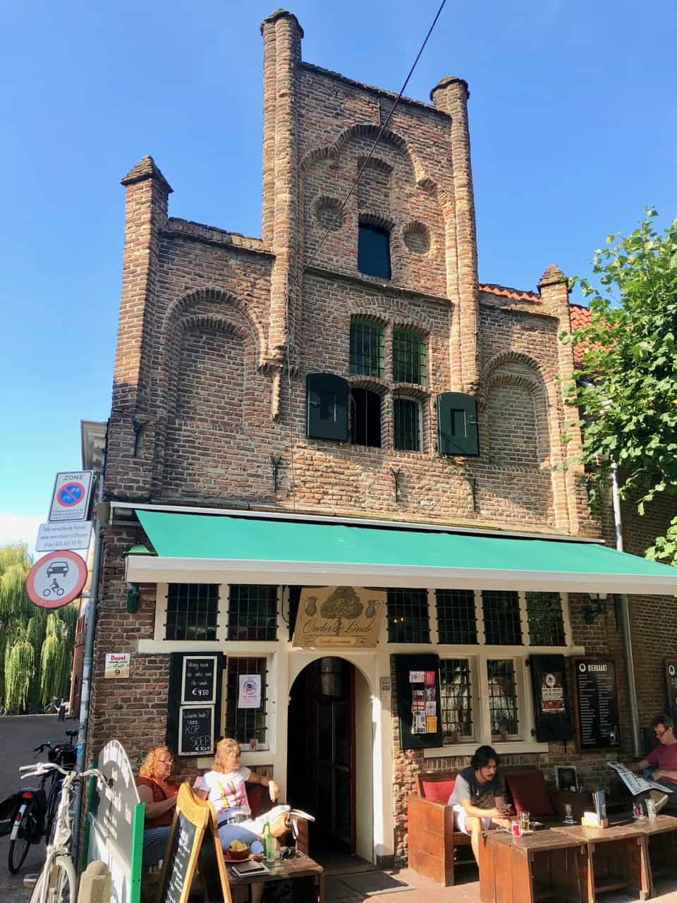 cafe-onder-de-linden-amersfoort-photo