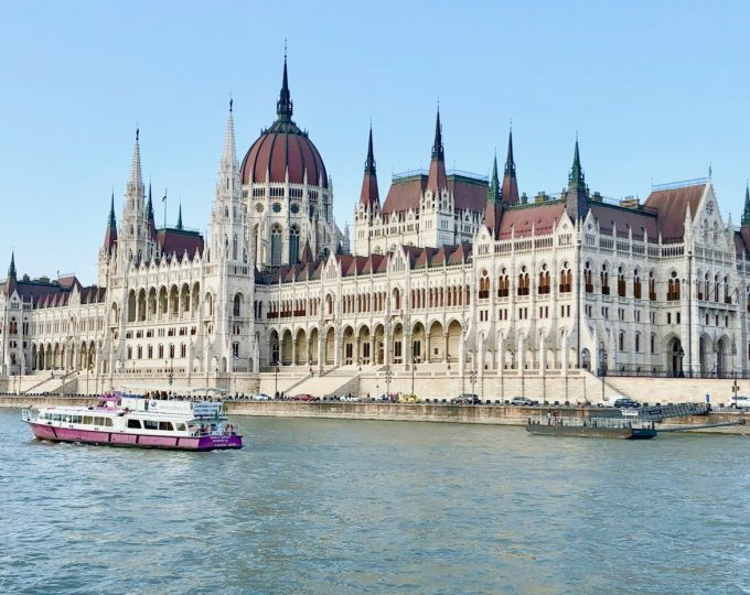 Twelve things to do in Budapest