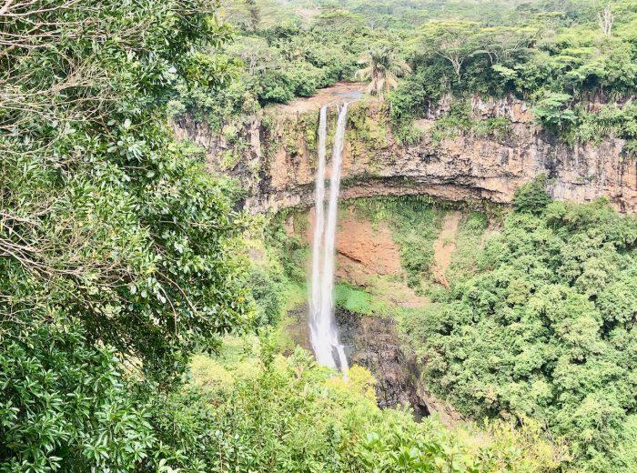 Exploring southwest Mauritius