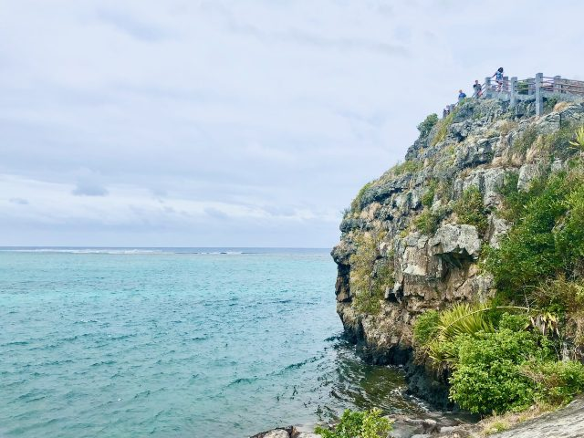cliff-viewpoint-southwest-mauritius photo