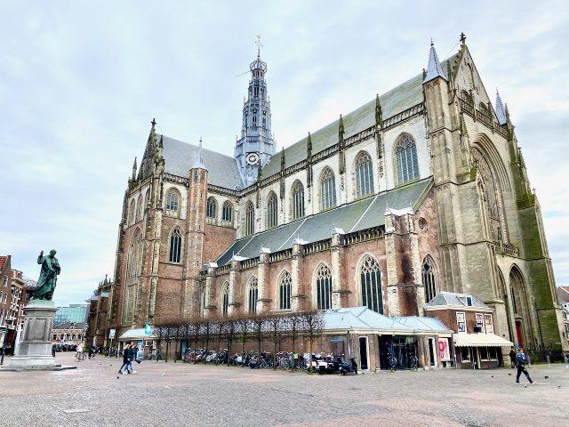 sint-bavo-grote-kerk-haarlem-photo