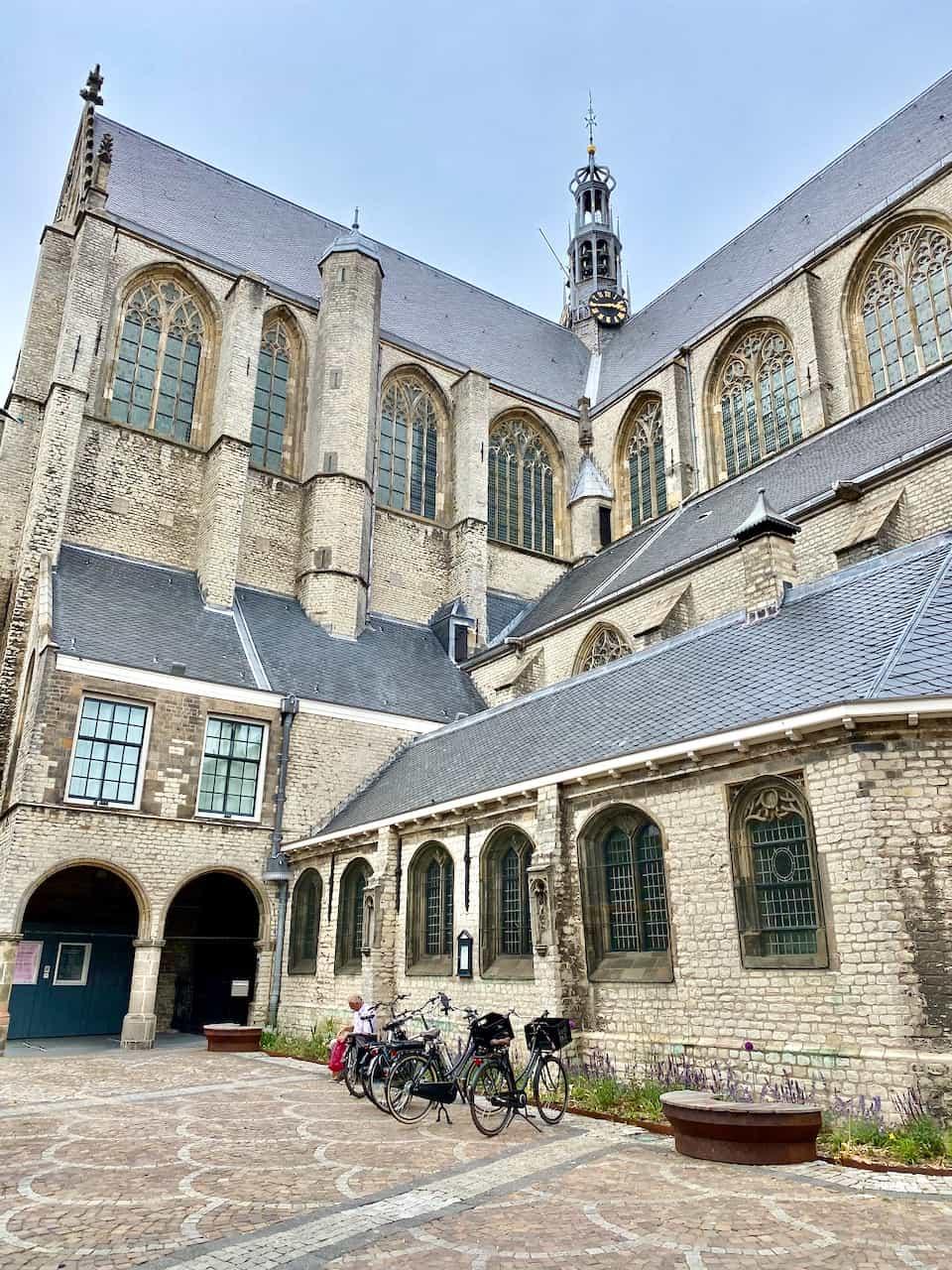 Grote Sint Laurenskerk alkmaar photo
