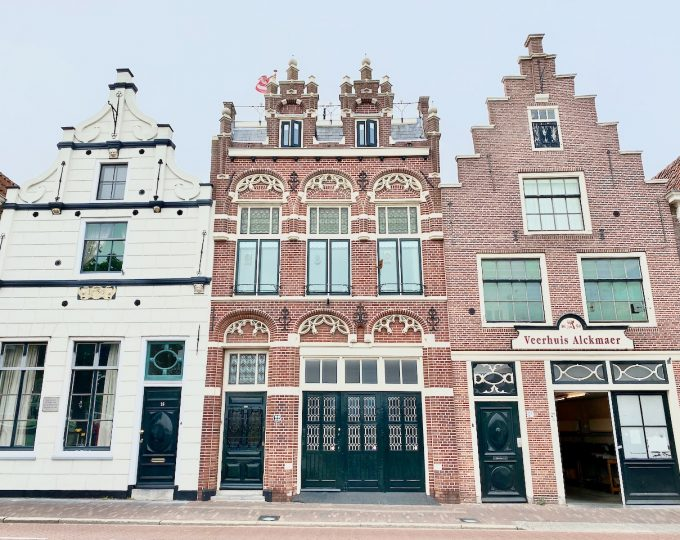 A stroll around Alkmaar