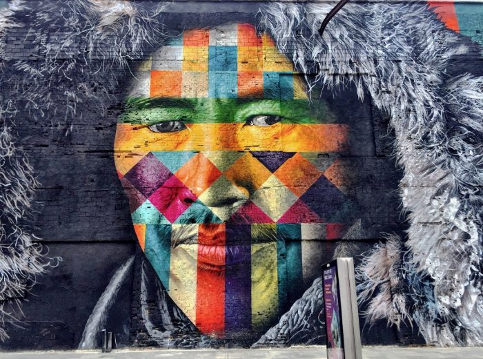 Beautiful street art around the world