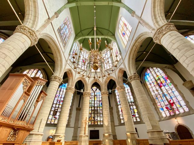 stained-glass-windows-church-gouda-photo
