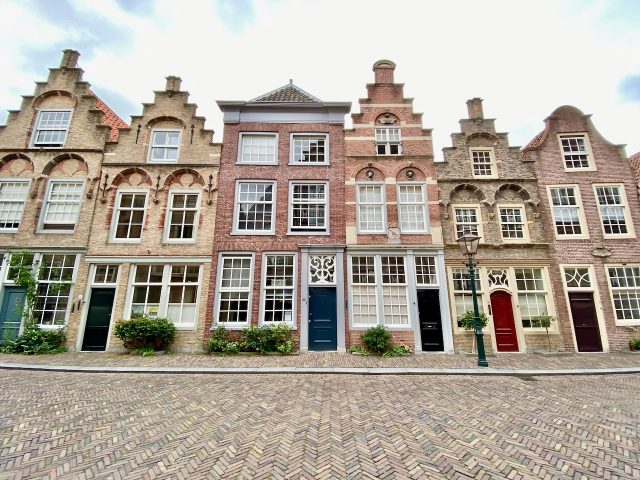hofstraat-dordrecht-houses-photo