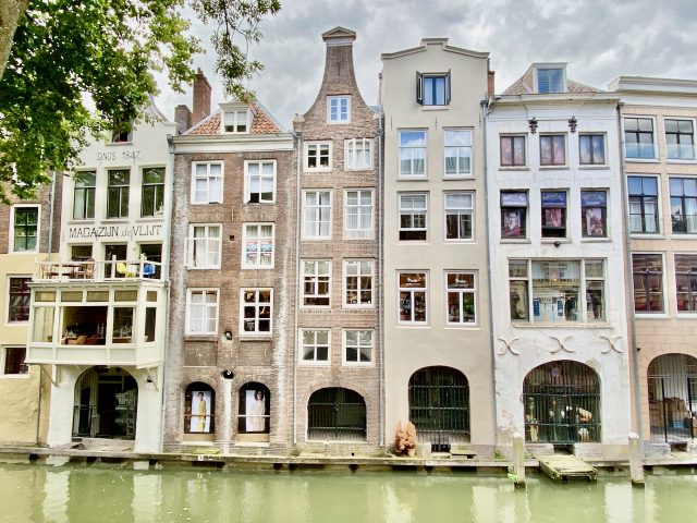 utrecht-attractions-walking-route