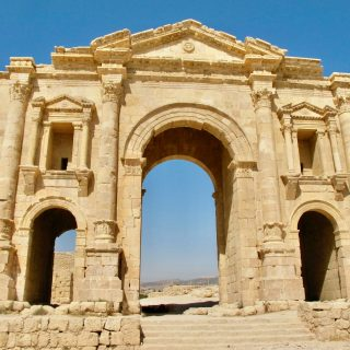 best sights in jerash jordan