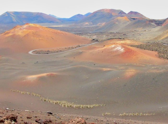 Self-drive day trips in Lanzarote