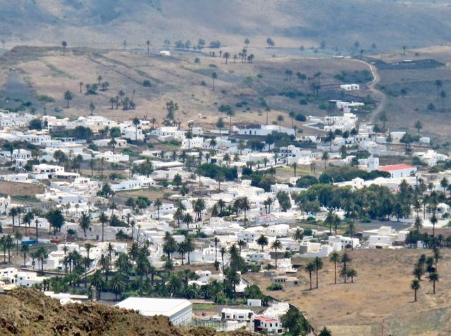 towns to visit in lanzarote