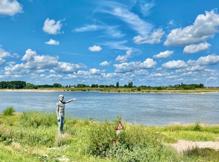 Exploring the delta region of Central Netherlands